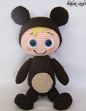 http://www.ravelry.com/patterns/library/bear-doll