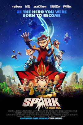 Sinopsis Spark (2017)