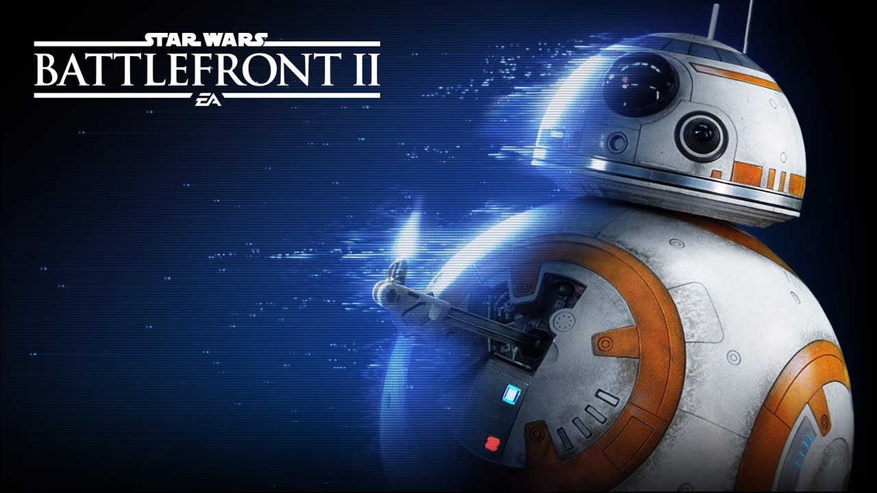 BB-8 in Star Wars Battlefront 2: best cards and tips