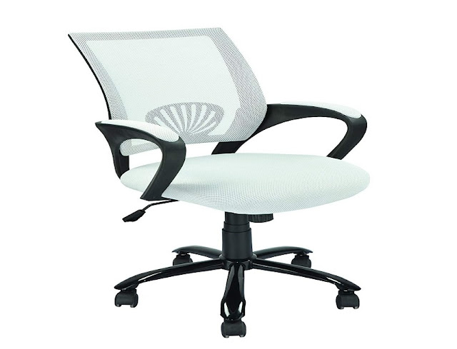 buy best ergonomic office chair cheap white for sale online