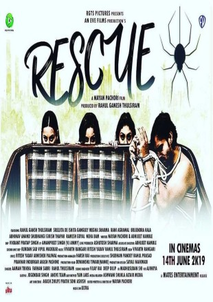 Rescue 2019 Hindi HDRip 720p