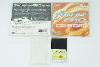 Arcade Card Pro