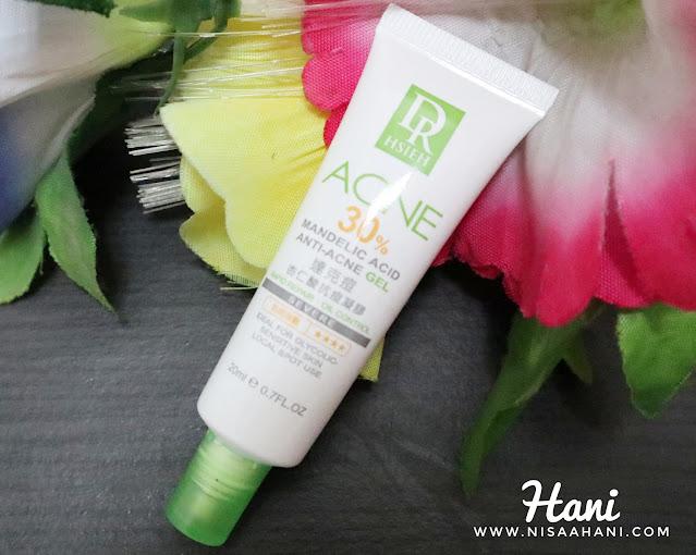 Dr. Hsieh 30% Mandelic Acid Anti-Acne Gel