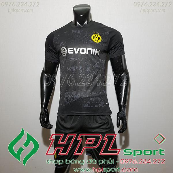 Áo CLB Dortmund  màu đen  2020