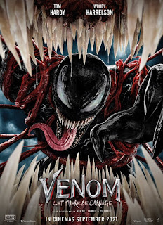 Venom – Let There Be Carnage First Look Poster 1