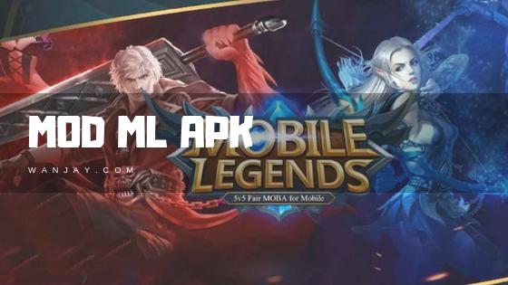 Mod Game Mobile Legends Bang Bang 1.3.15.3222 Apk Terbaru 2018