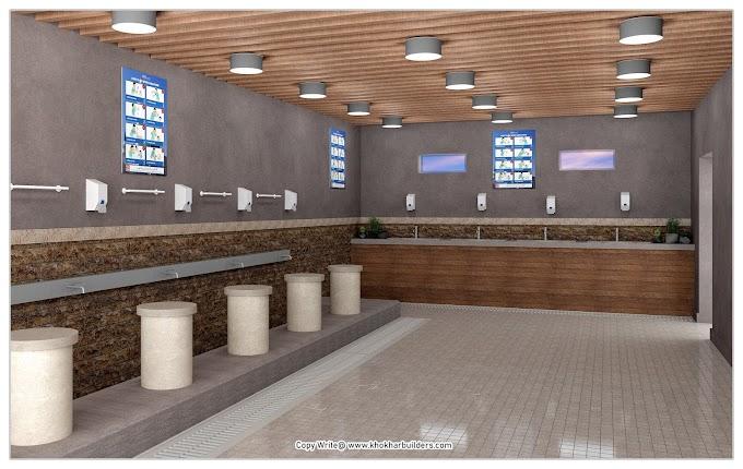 Mosque Ablution (Wazu) Area Idea