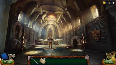 темное помещение замка в игре затерянные земли 4 скиталец
