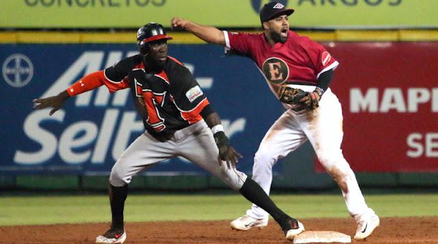 Leones y Toros van al descanso liderando el béisbol dominicano