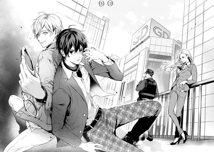 Shin Kibayashi, autor de Kindaichi, lanza un nuevo manga este invierno.