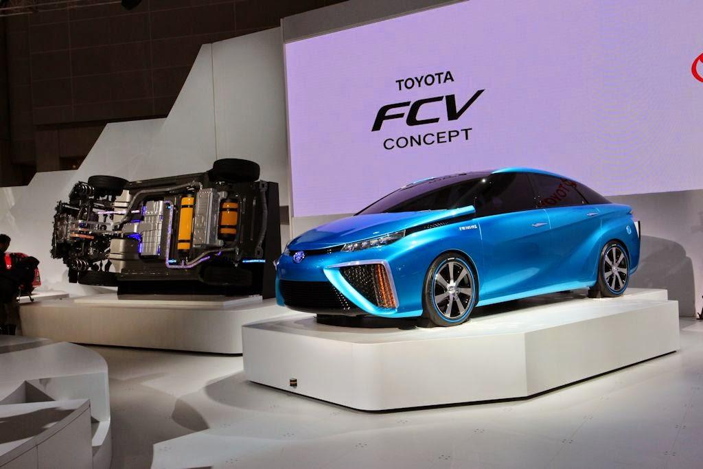 44th tokyo motor show 2015 announces show dates philippine car news car reviews automotive - Tokyo motor show 2014 ...