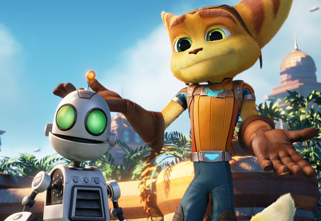 Playstation's Big-Screen Adaptation of 'Ratchet and  Clank' Gets a Local Release