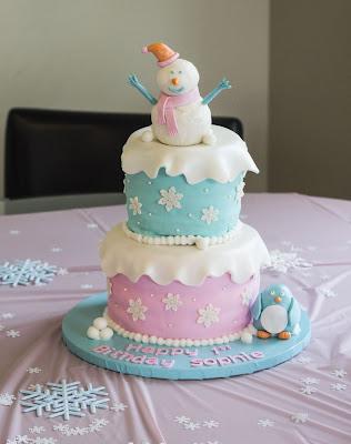 Winter Birthday Party Ideas
