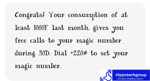 Magic Number Subscription