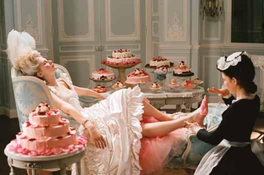Rococo Era France Inspired Wedding Cakes