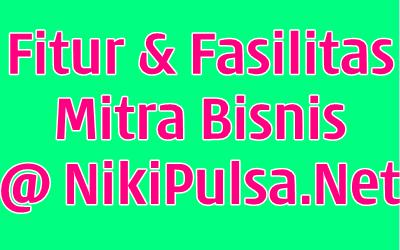 Fitur dan Fasilitas Agen Server NikiPulsa.net Termurah PT Aslamindo Eltama Raya
