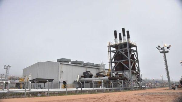 Evo anuncia aumento de producción diaria de gas en Bolivia