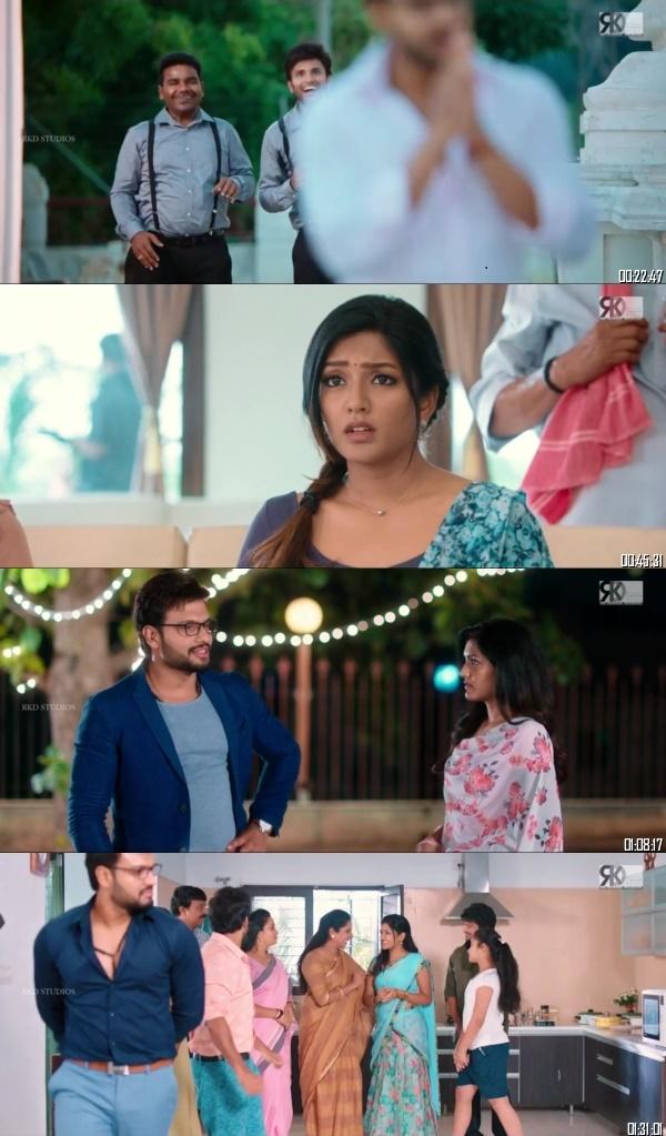 Brand Babu 2019 Hindi Dubbed 720p HDRip 850mb Desirehub