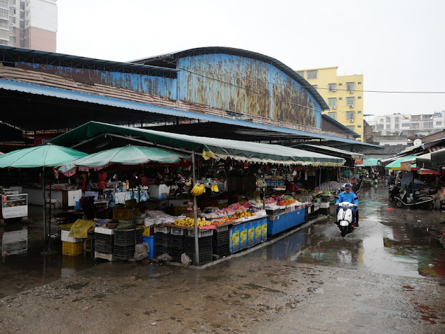 Nanqiao Market in Yulin (玉林南桥市场)
