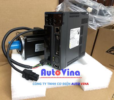 Delta Servo Drive ASD-B3-0721-L và Delta Servo Motor ECM-B3M-C20807RS1
