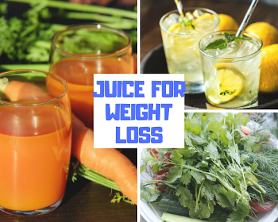 Best juice for weight loss easily to made at home