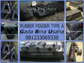 Rubber Fender Type A