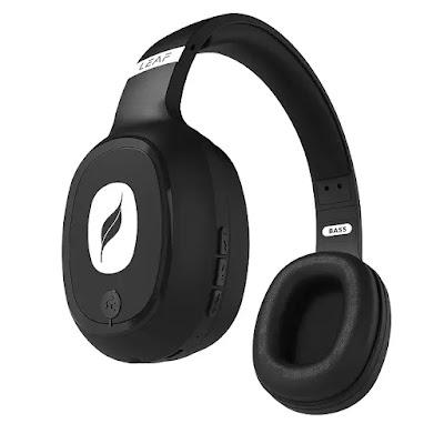 Leaf Bass Wireless Bluetooth Headphones | Best Bluetooth Headphones in India Under 2000 | Best Bluetooth Headphones Reviews