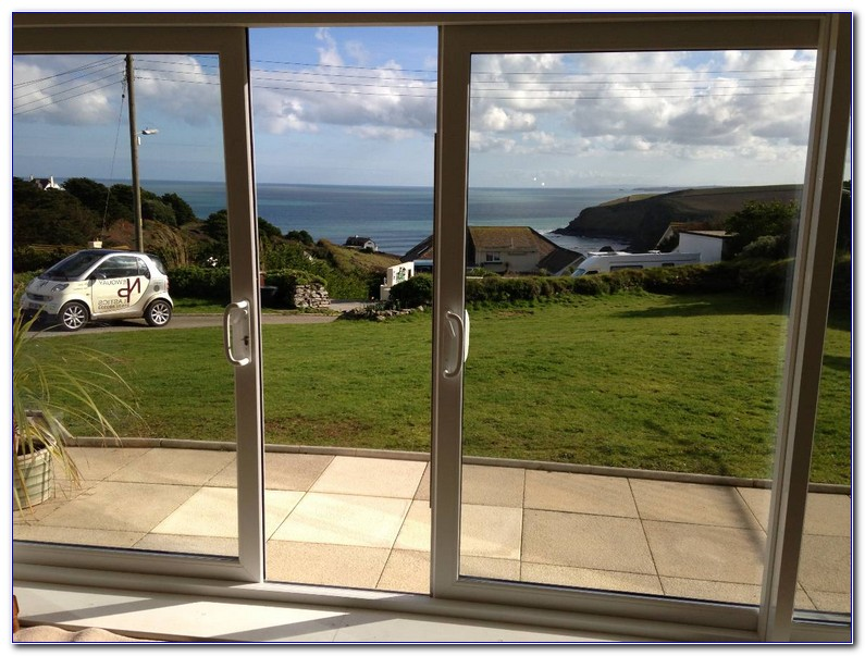 sliding door window tint home