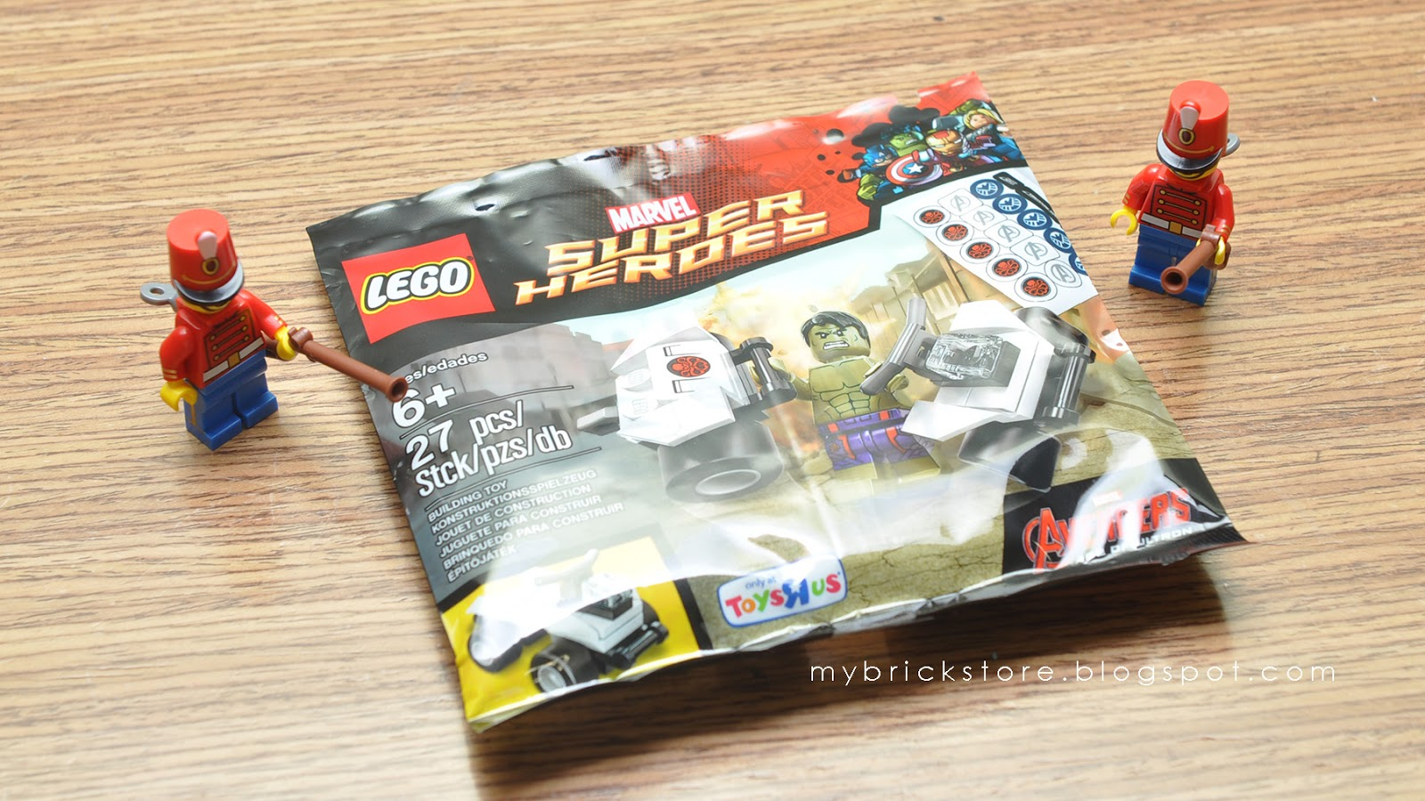 My Brick Store: Lego Bricktober 2015 and Star Wars ...