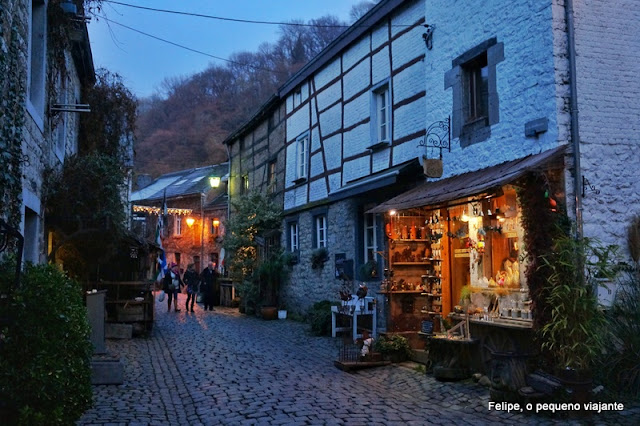 durbuy vila charmosa na bélgica