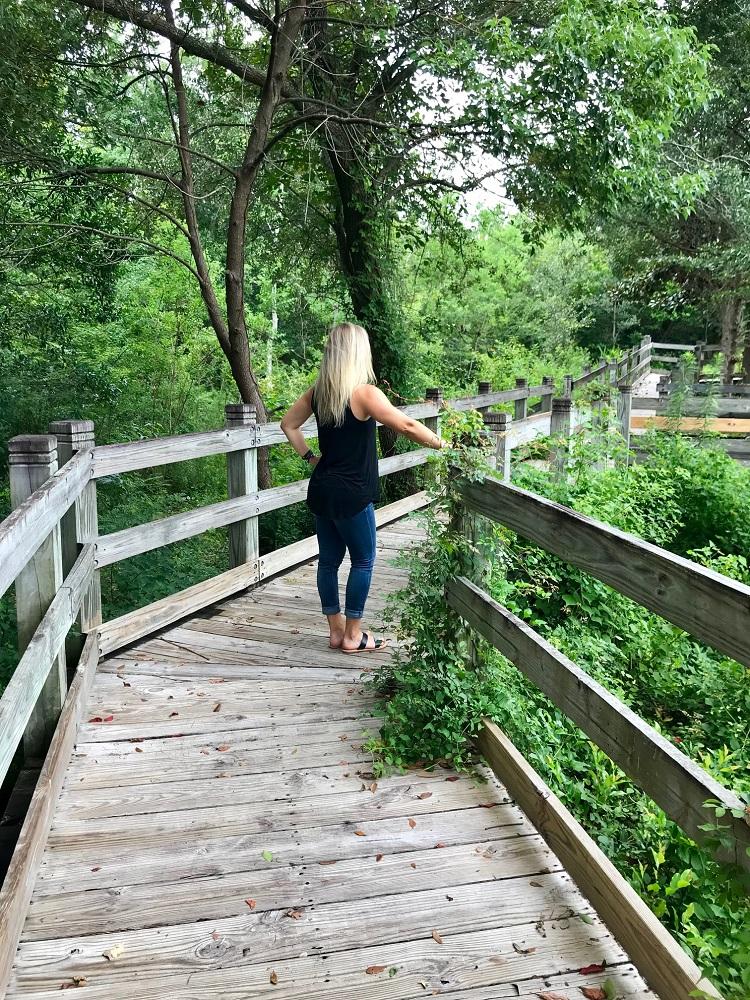 Gulfport Nature Trail