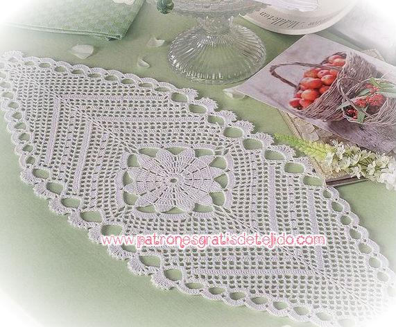 17 Patrones De Carpetas Crochet Crochet Y Dos Agujas