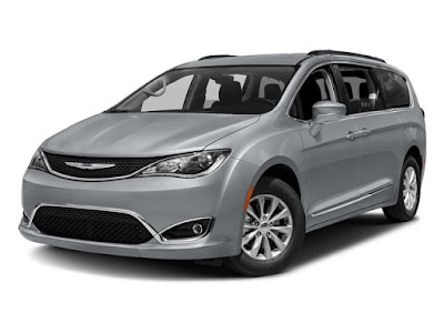 Chrysler Pacifica side view Hd Pictures