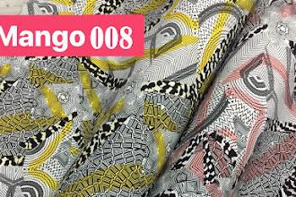 Vải Mango Thời Trang - MSP MANGO008
