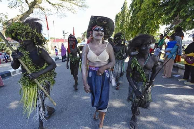 Dinilai Tak Beradab, Acara Masamba Culture Carnaval Menuai Protes