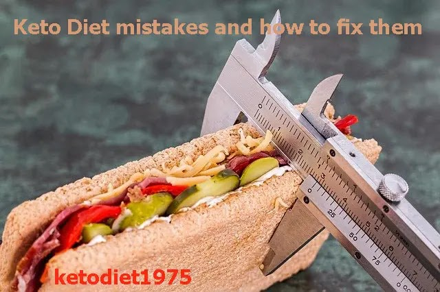 Keto Diet mistakes and how to fix them