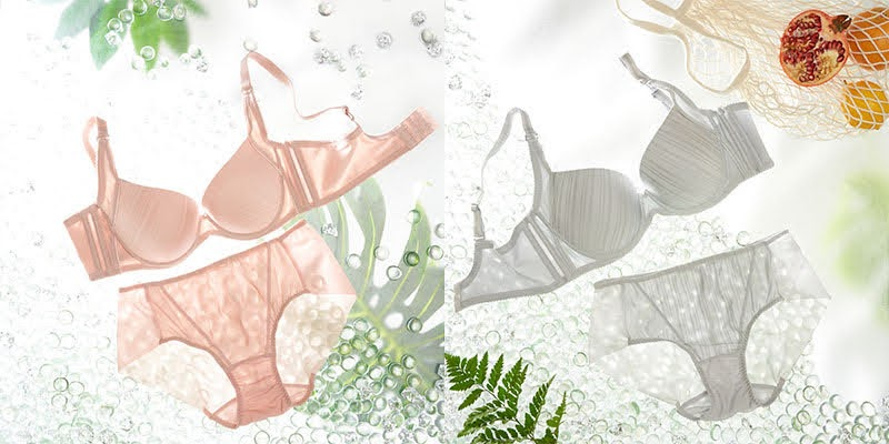 Triumph Spring Summer 2021 Collection Pure Invisible
