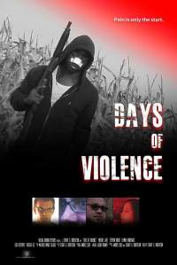 Days of Violence (2020) Dual Audio Hindi Dubbed 480p Movies Download