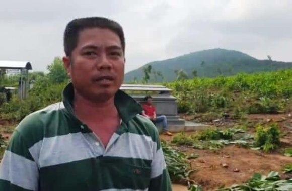 Vụ phá hàng ngàn cây keo: người dân bức xức vì mức đền bù