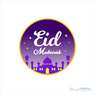 Eid Mubarak Logo vector (.cdr)