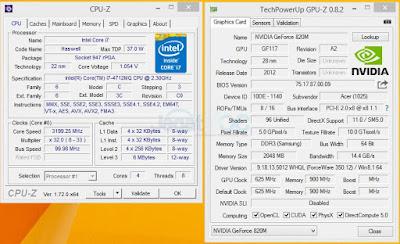 ダウンロードNvidia GeForce 820M(ノートブック)最新ドライバー