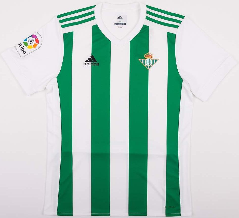 f9fd55432a Adidas divulga as novas camisas do Real Betis - Show de Camisas