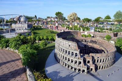 Vacanze in Emilia Romagna - Parchi tematici - Divertimento
