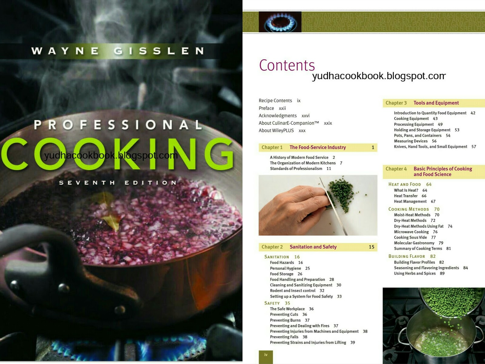 Professional cooking 7th edition yudhacookbook professional cooking 7th edition forumfinder Images