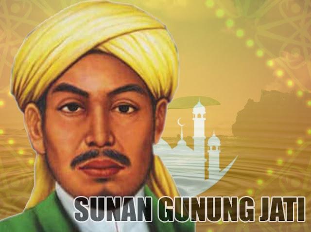 SEJARAH WALI SONGO Sunan GUNUNG JATI Dari Mesir Ke Cirebon