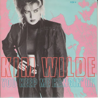 """The Number Ones: Kim Wilde's """"You Keep Me Hangin' On"""""""
