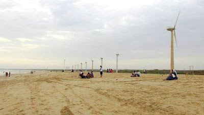 Embrace pure and virgin sea at Mandvi- GUJARAT