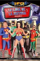 La liga de la justicia x Parodia xXx (2014)