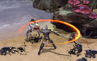 Game Devilian V1.1.1.42170 MOD Apk + Data ( Full Hack / High Damage )