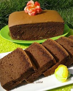 Resep Bolu Coklat Panggang Yang Lembut Dan Simpel Sebagai Base Cake Ulang Tahun